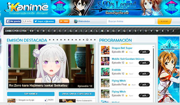 mejores-paginas-apps-anime-2017-jkanime