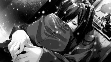 chicas deprimidas anime