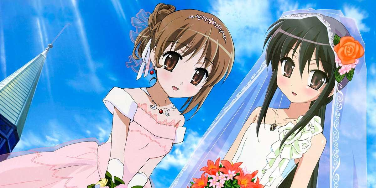 mejores novias de anime