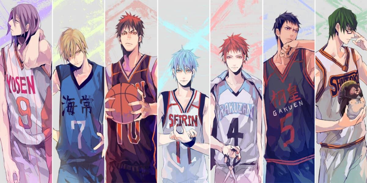 Los mejores momentos de kuroko no basket