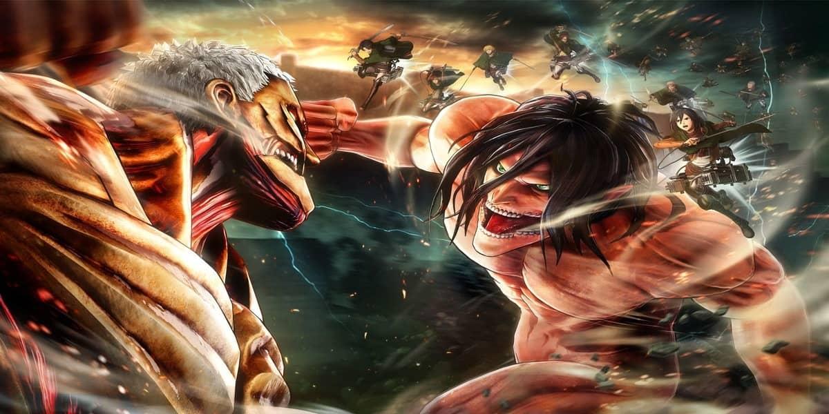 las 10 mejores batallas de attack on titan