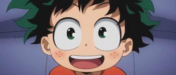 Boku no hero mejor anime 2017