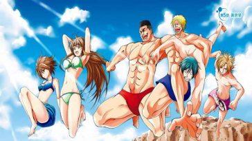 Grand Blue Anime