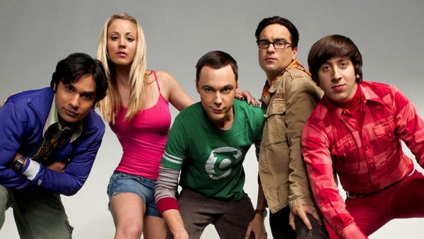 The Big Bang Theory serie