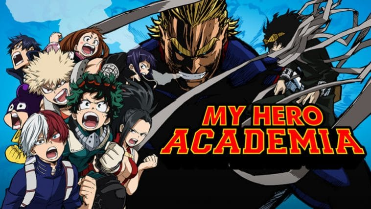 Boku no Hero Academia wallpaper noticia